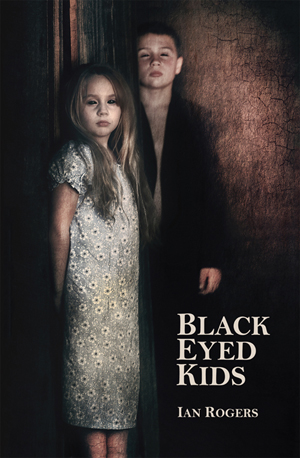 The cover of Black-Eyed Kids